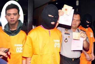 kembali ditangkap polisi hitaris geisha