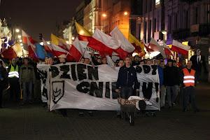 Dzień Gniewu w Łodzi