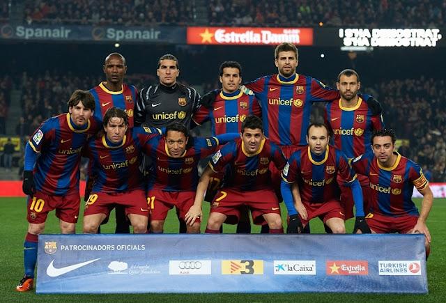 Rahasia Kekuatan Super Barcelona FC