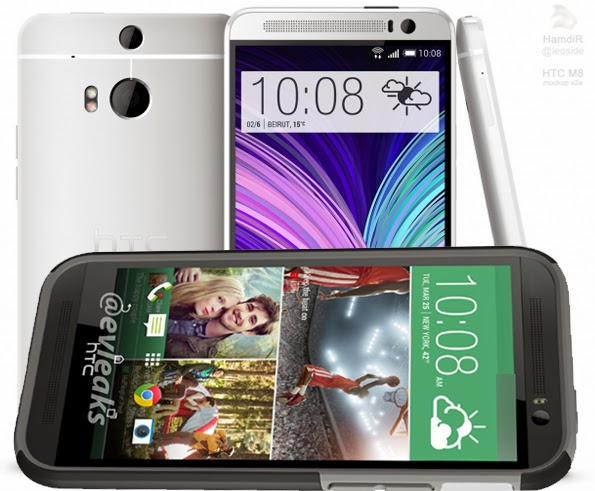 Smartphone HTC All New One 2014