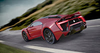 Lykan Hypersport Wallpaper Car
