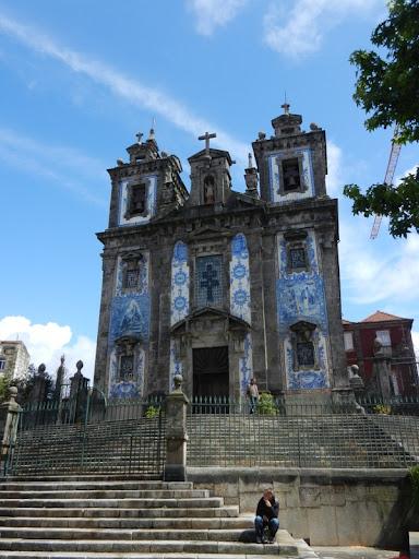 Igreja Santo Ildefonso, Порту Португалия
