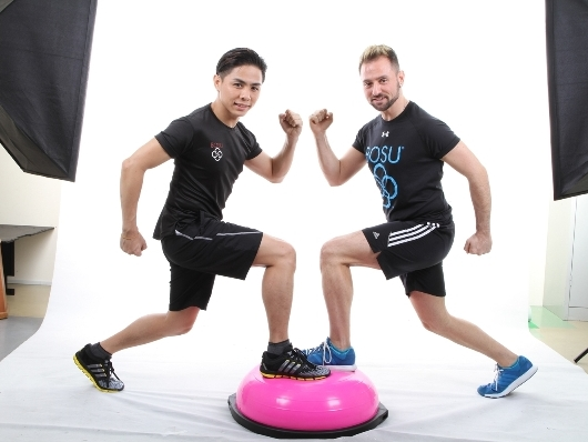 Malaysia ViPR Instructor Training @ Celebrity Fitness SS2 ...