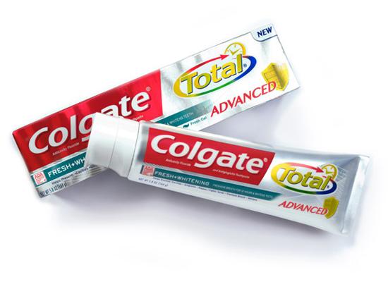 Colgate sebagai ubat gigi - Am I A True Blogger?