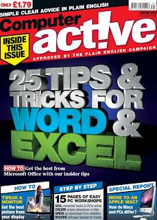 computer active 25 tips & tricks for word & excel Mediafire ebook