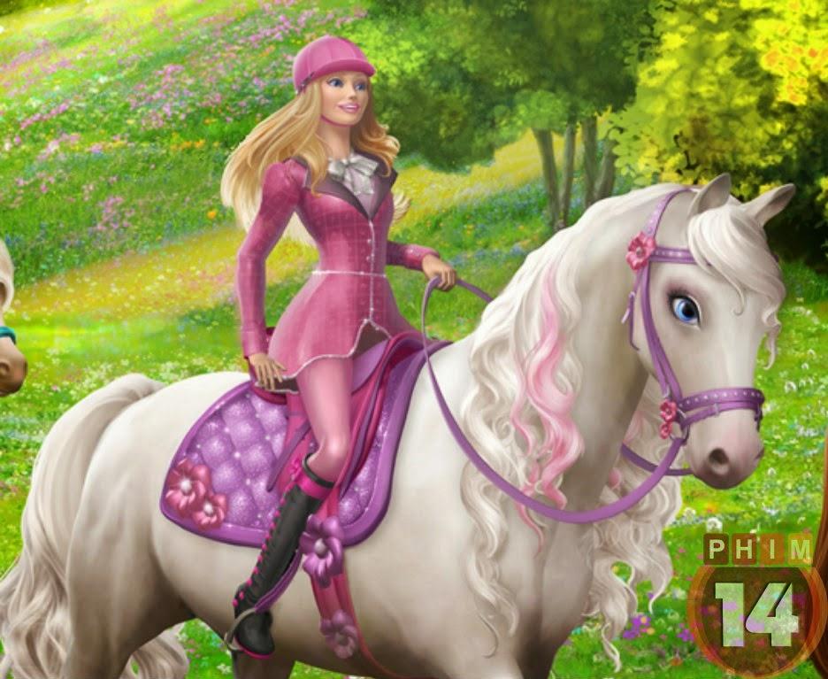Barbie Và Chị Gái: Câu Chuyện Về Ngựa Barbie and her sisters in a pony tale still 25384742476