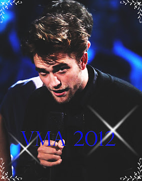 Rob's at VMA 2012