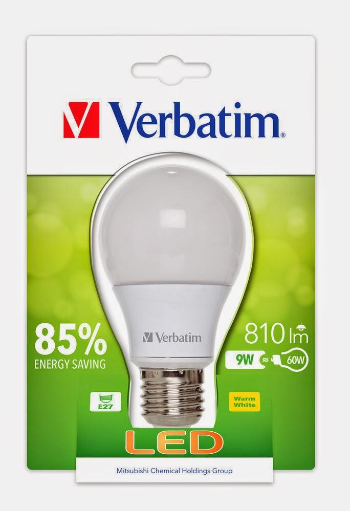 Lampadas LED em oferta na TEcnomidia -Verbatim comprar