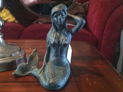 decorative mermaid