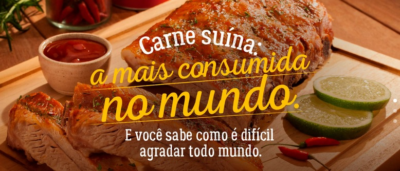 Carne suína Frimesa