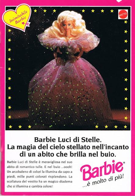 Barbie luci di stelle