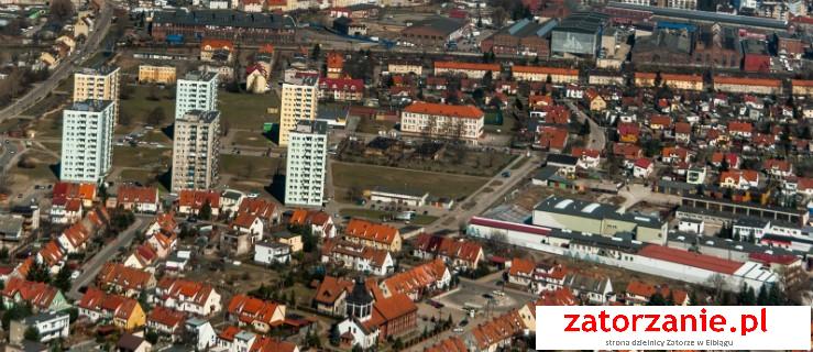 Dobra strona dzielnicy Zatorze w Elblągu