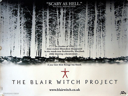 a review of the blair witch project The blair witch project details: 1999, usa, cert 15 summary: three journalism students disappear while investigating the blair witch our reviews philip.