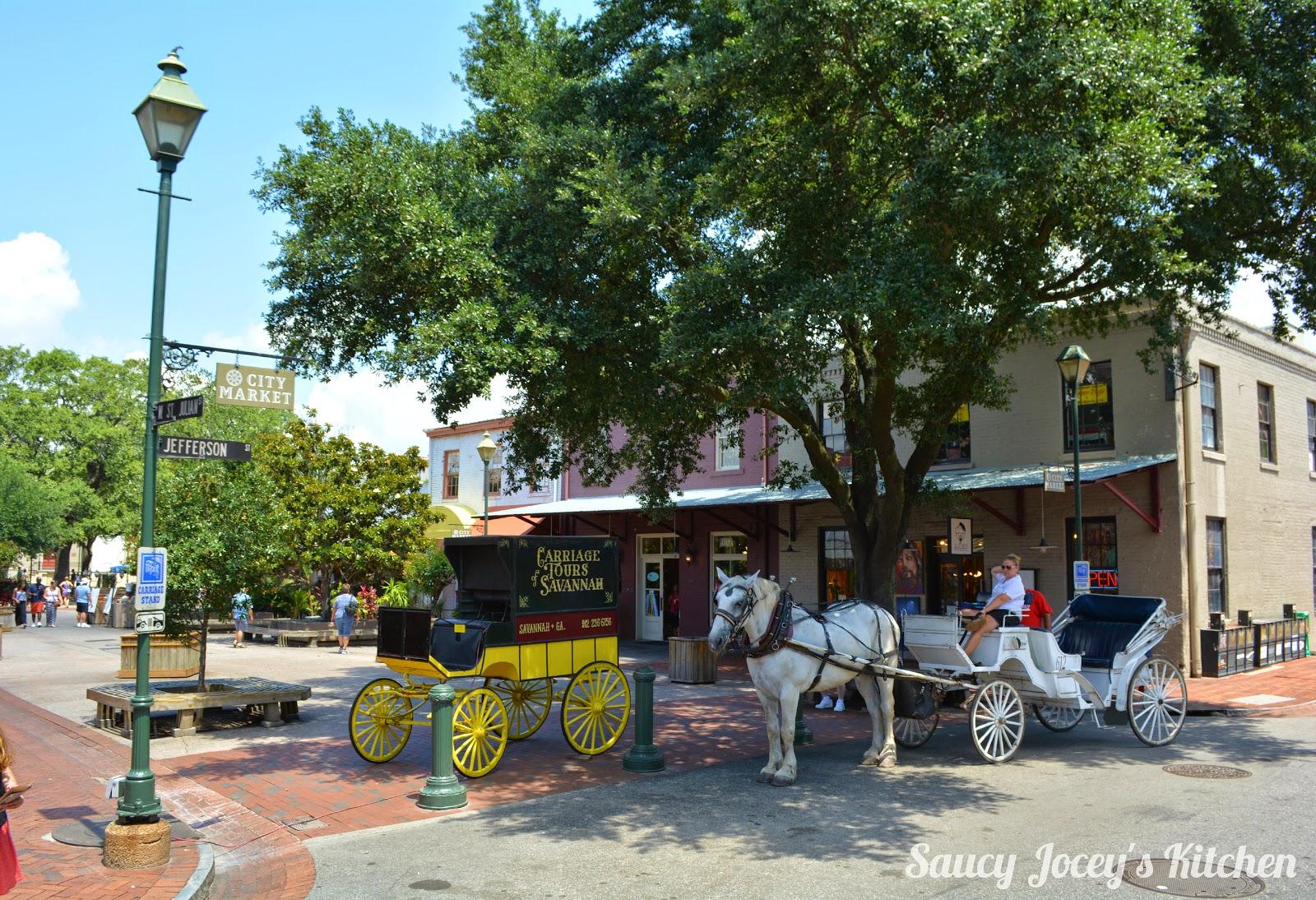 City Market Cafe Savannah Ga Menu