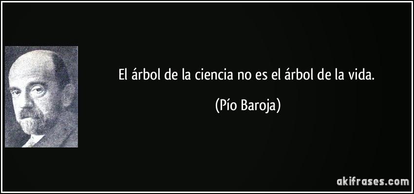 Sangre Jacobina El Rbol De La Ciencia Pio Baroja