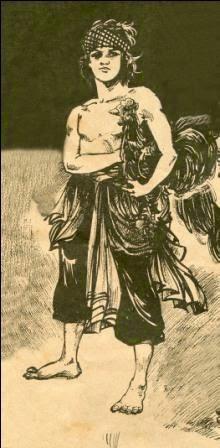 Cerita Rakyat Indonesia #134: Sawunggaling, Cerita Legenda Asal Surabaya