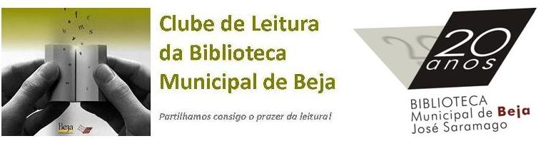 Clube de Leitura da Biblioteca Municipal de Beja