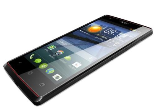 Nuovo smartphone di fascia media android di Acer