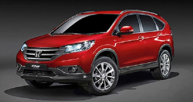 2015 Honda CR-V Changes and Improvements