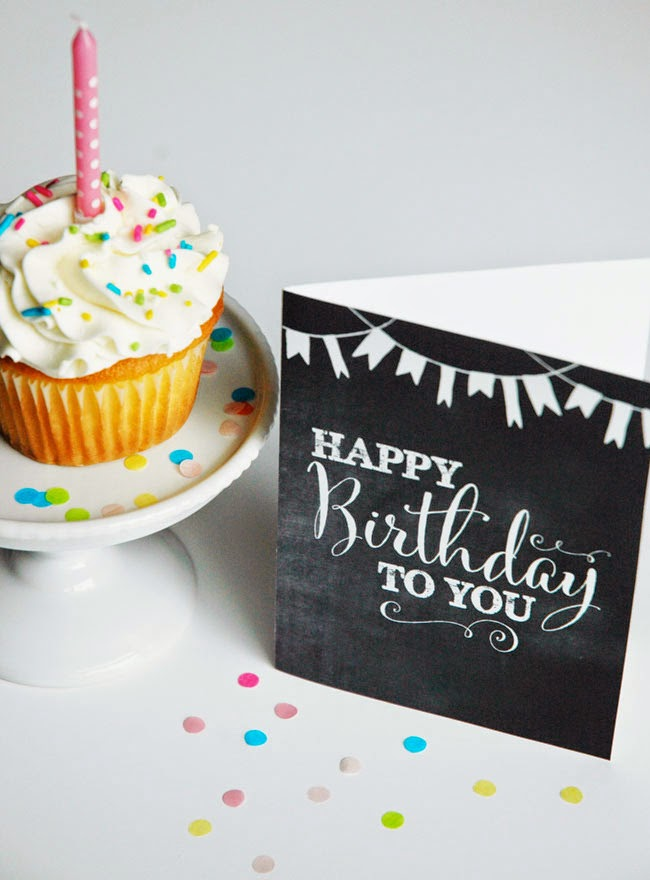 CLICK BELOW FOR THE FOUR FREE DOWNLOADS Happy Birthday To You FOLDED Card