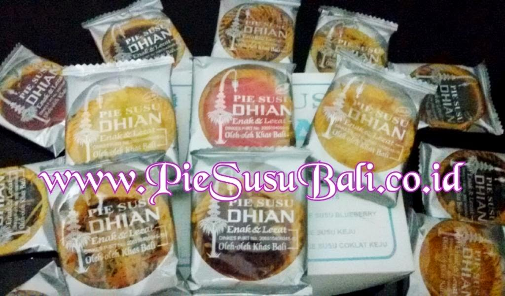 Jual Pie Susu Dhian Oleh Oleh Khas Bali