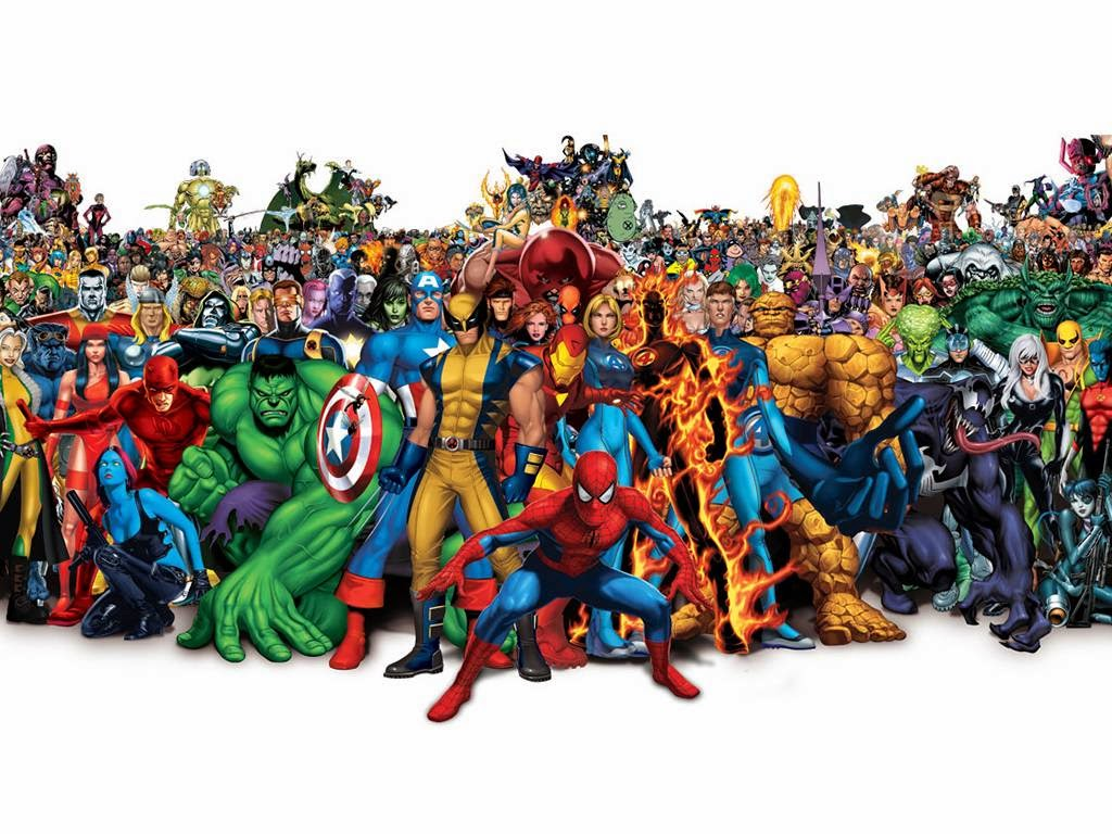 4.Mata Kuliah Ilmu Superhero