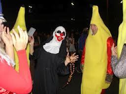 Calumny Chappel banananas