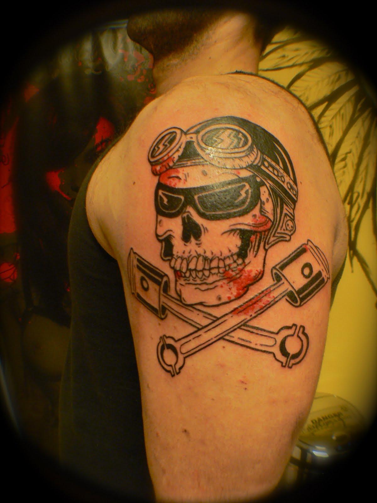 Gearheads Anonymous Inc Gearheads Tattoo