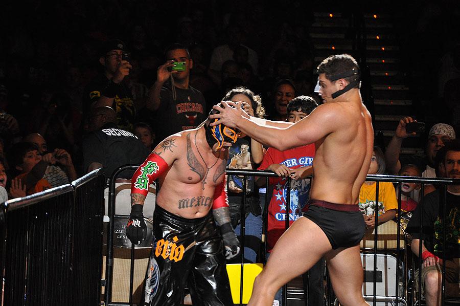 Cody Rhodes Butt