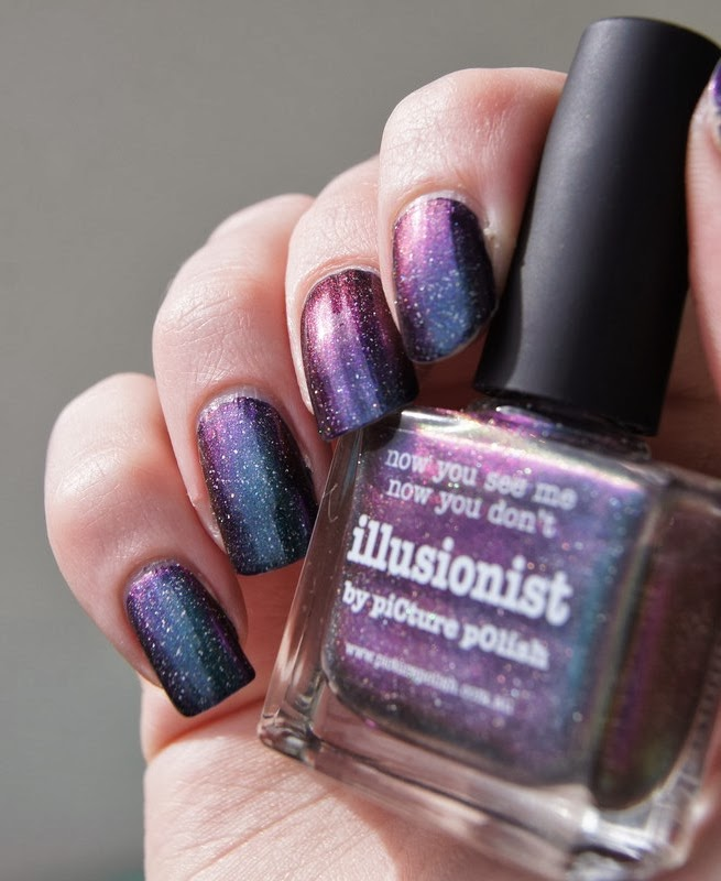 illusionist Picture Polish