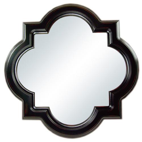 Allen Roth Quatrefoil Octagon Framed Mirror 64 97