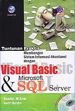 toko buku rahma: buku VISUAL BASIC DAN MICROSOFT SQL SERVER, pengarang kusrini, penerbit andi