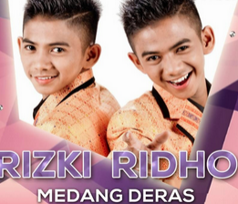 Rizki Ridho D'Academy 2 dari Medan