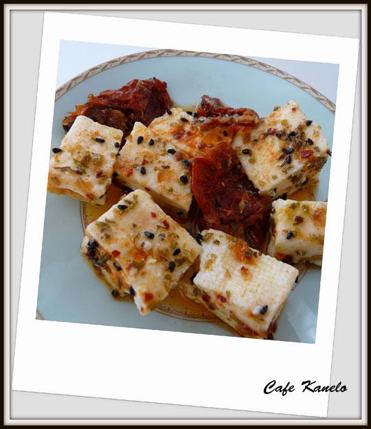 Marine Edilmiş Peynir
