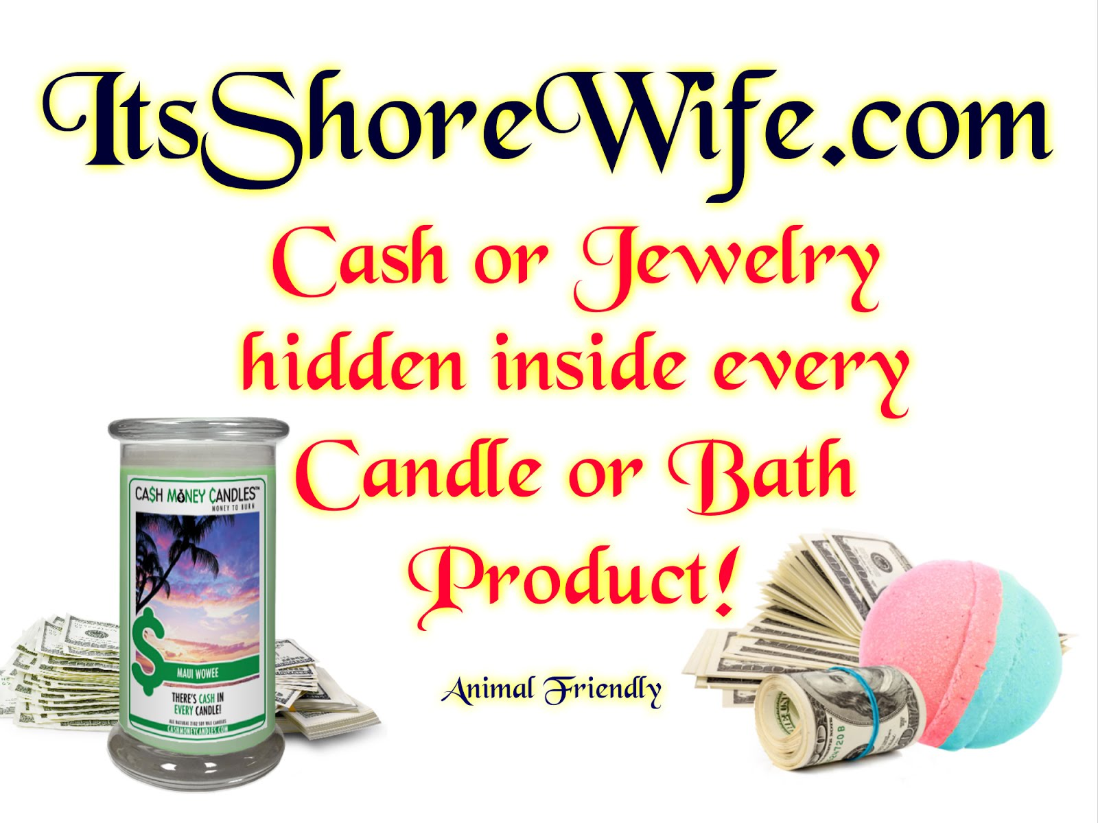 ItsShoreWife Candles