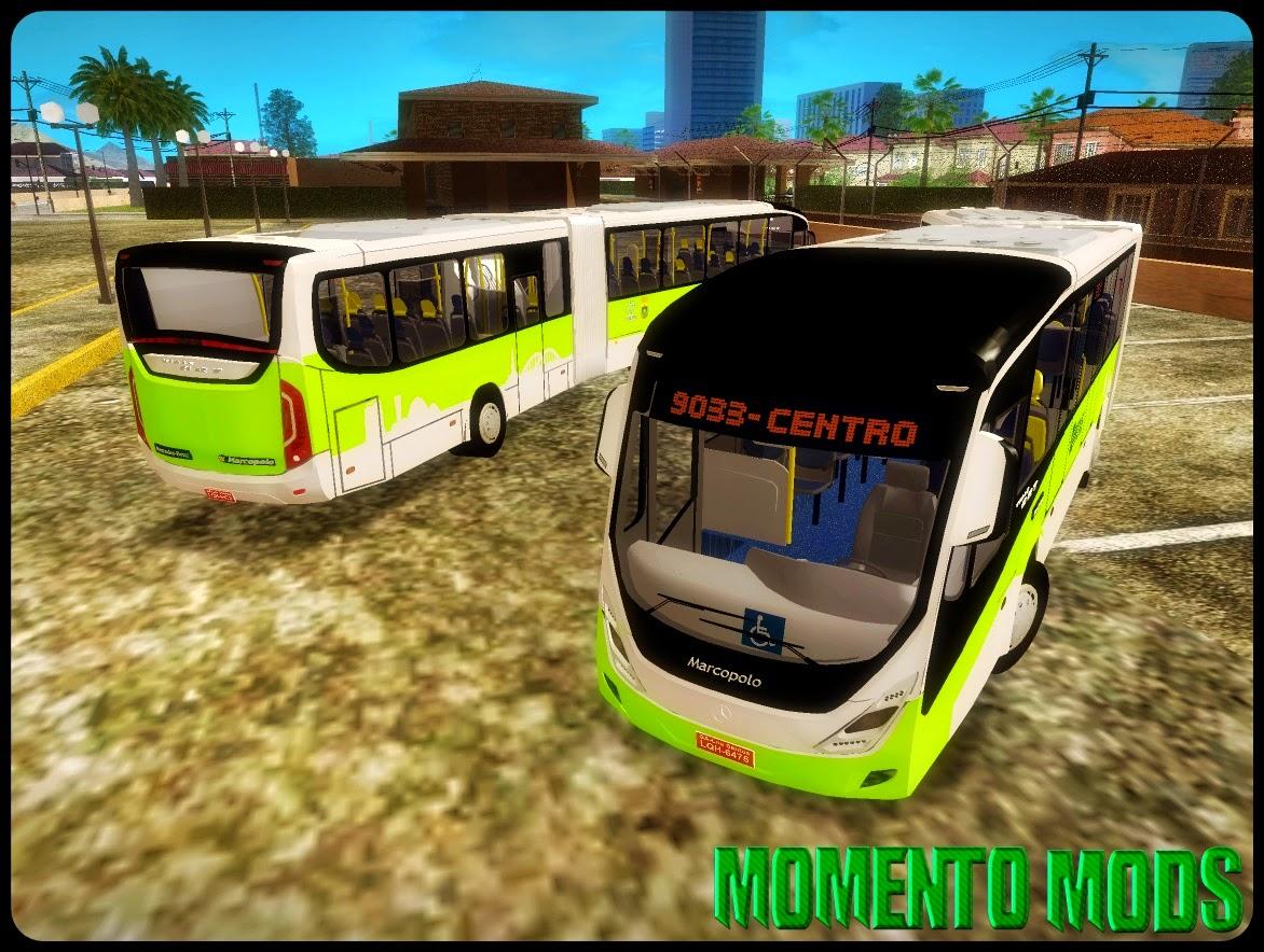 GTA SA - Marcopolo Viale BRT Move - Belo Horizonte