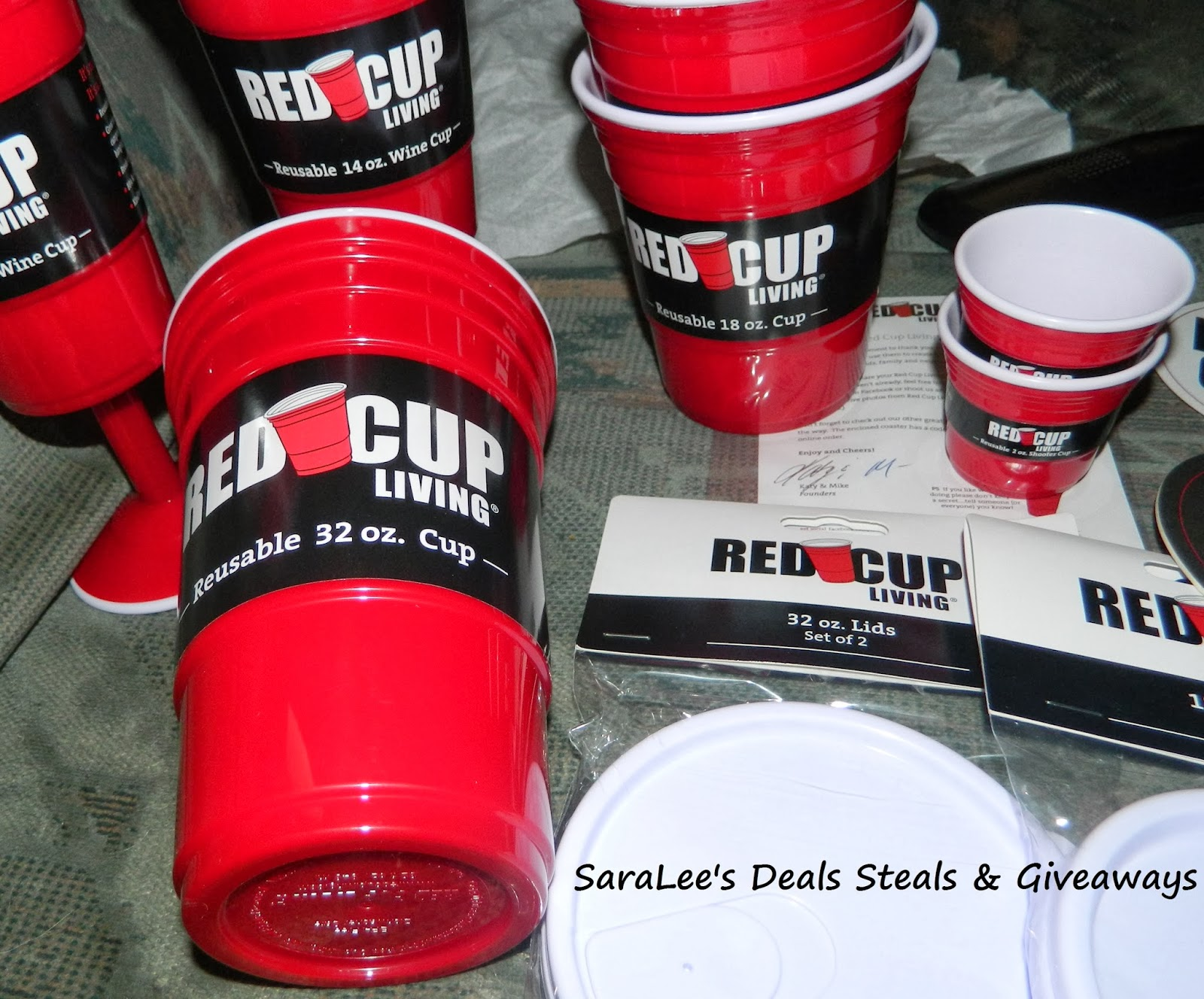 Red Cup Living Giveaway
