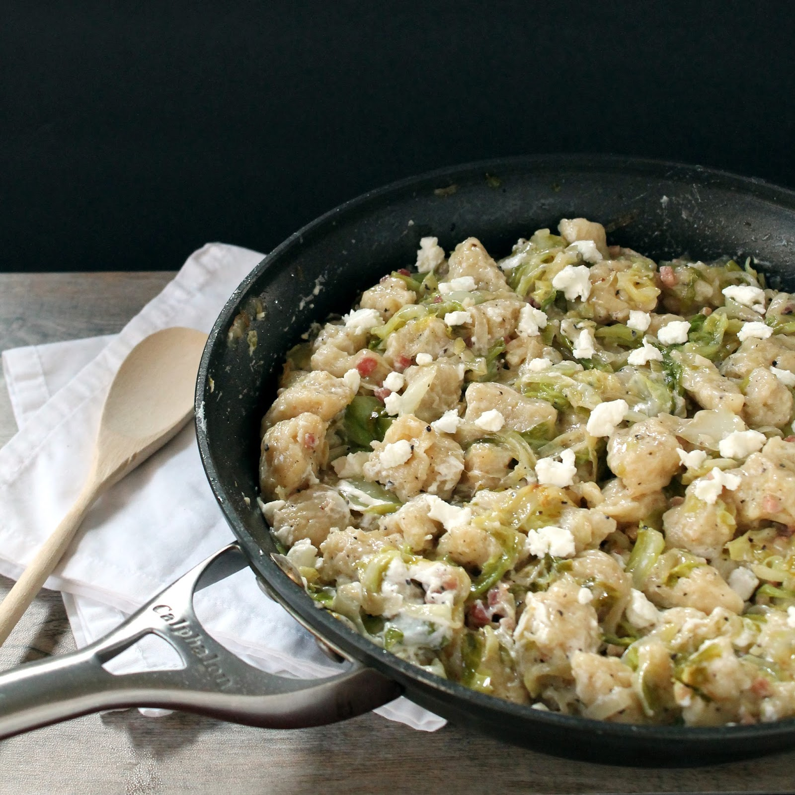 Slovak haluski czech potato dumplings and cabbage dish save forumfinder Images