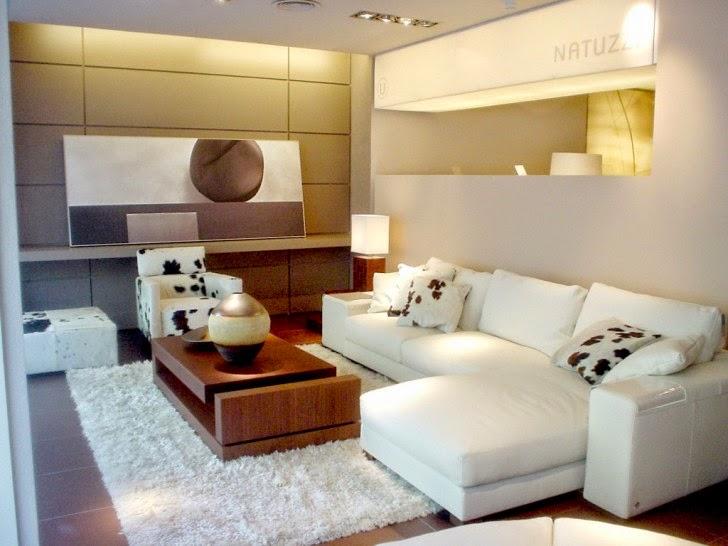 Bright shiny room