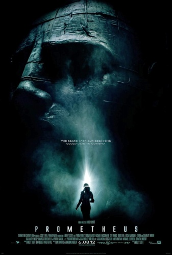 Prometheus 2012 di bioskop