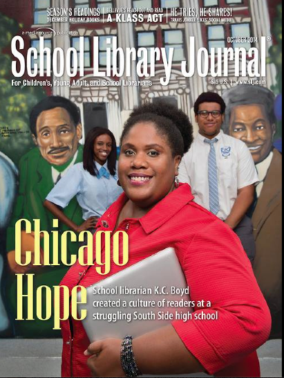 Chicago Hope: High School Librarian K.C. Boyd