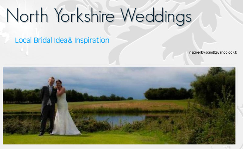 North Yorkshire Weddings
