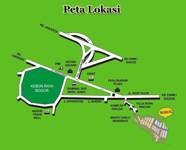 Berita Property Serpong: Villa BOGOR Pakuan Hill