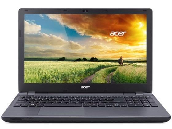 O notebook Aspire oferece tela ampla com bateria de até 10 horas de duração