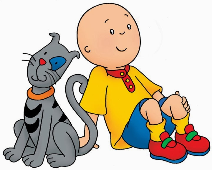 Cartoon Characters Pictures : Cartoon characters caillou pictures