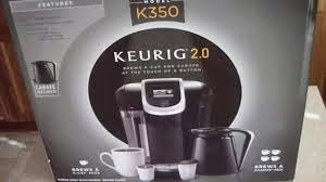 Introducing The Keurig 350