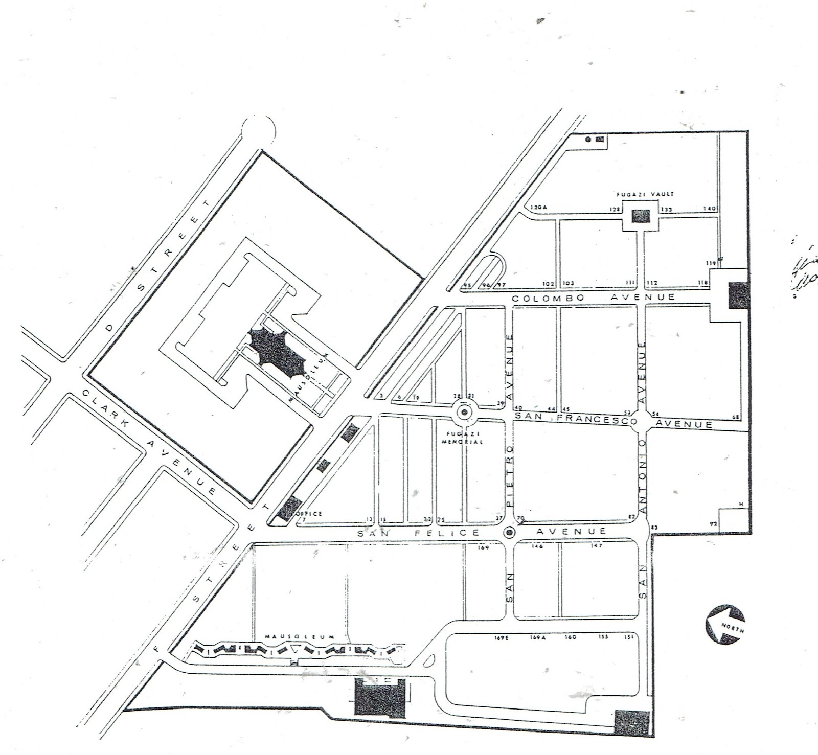 San Mateo County Genealogy Blog San Mateo County Cemeteries Italian
