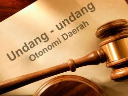 Undang Undang Otonomi Daerah