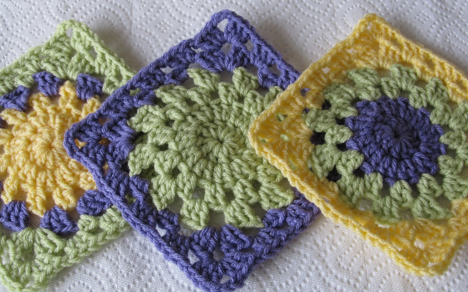 Crocheting For Charity Free Patterns : ... Crochet and Knit: SmoothFox Charity Square Nbr 1 thru 4 - Free