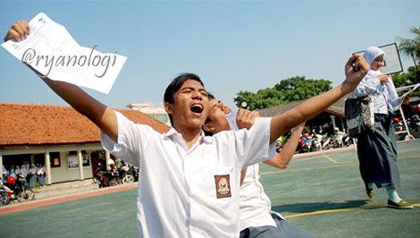 Pengumuman Hasil Ujian Nasional UN SMA 2012